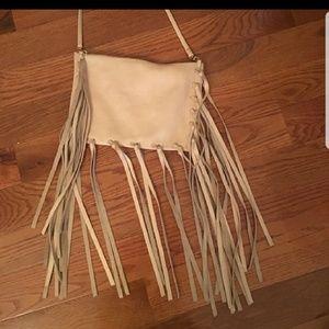 B-Low the Belt Bags - Flash Sale! B-Low the Belt Fringe cross body bag